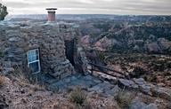 Palo Duro LIghthouse cabin link