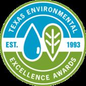 Texas round logo
