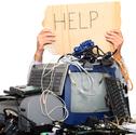 Computer-Clutter