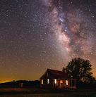 stars outside