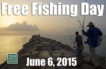 Take care of texas news new psas rising reservoirs and for Free fishing license for veterans