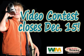 Video Contest closes soon!