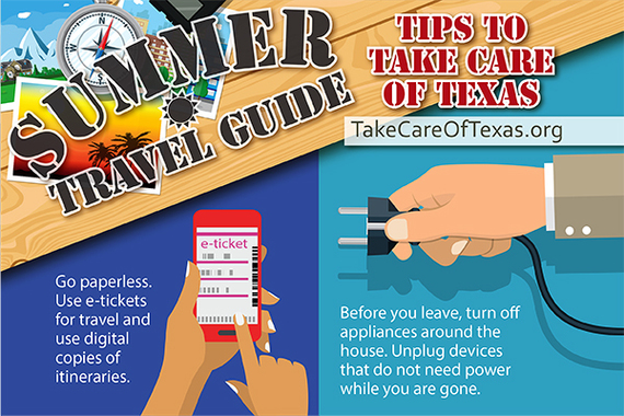 Summer Travel Guide to Take Care of Texas