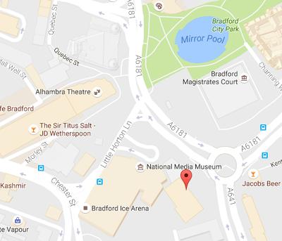 Margeret McMillan Map