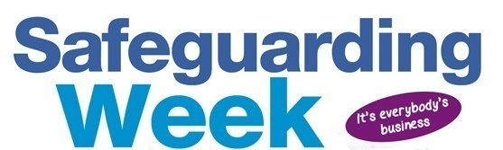 Safeguarding week logo 2018