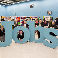 Bolton Jobs and Skills Fair 2015
