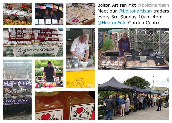 Bolton Artisan Market Traders