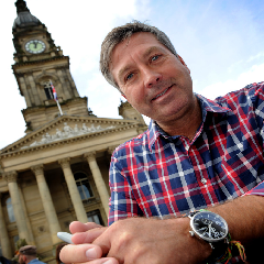 John Torode Bolton Food and Drink Festival