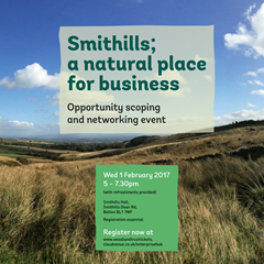 Smithills is open for business