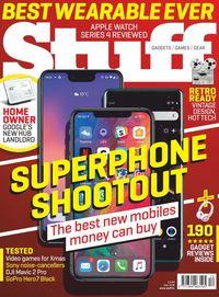 Stuff Magazine cover 30 Nov 2018