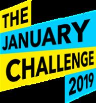 January Challenge logo