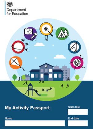 DfE Activity Passport