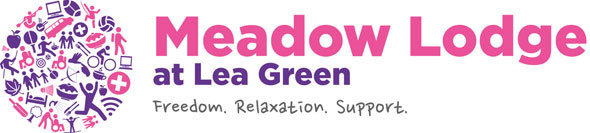 Meadow Lodge at Lea Green. Freedom, Relaxation, Support.