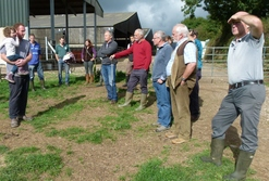 A farmers workshop in the Avon Valley