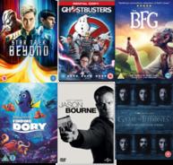 DVDs December
