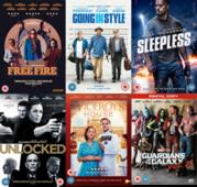 DVDs sept