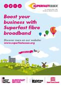 Business brochure image