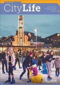 City reach winter edition