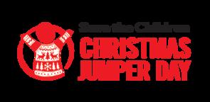 save the children xmas jumper logo