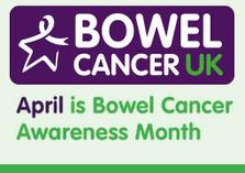 Bowel Cancer Awareness logo