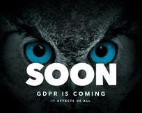 GDPR - coming soon