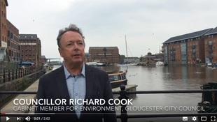 Cllr Richard Cook video
