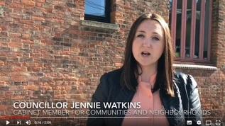 Jennie Watkins July 2018
