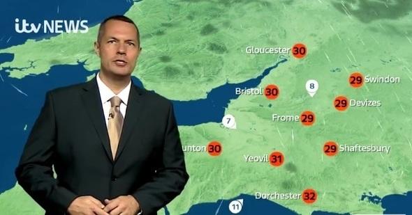 Weather ITV