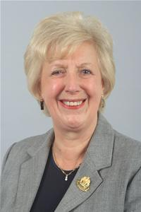Cllr Pam Tracey