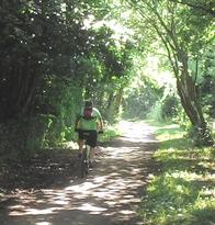 CGW cyclist