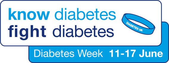Diabetes Week Banner