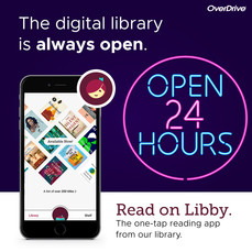 Libby always open