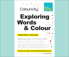 Exploring words and colours