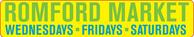 Romford Market logo