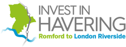 Invest in Havering logo