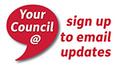 Email news logo