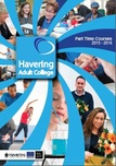 Havering Adult College Prospectus 2015