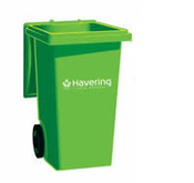 green bin no mouse