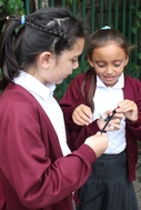 Gidea Park Primary School air quality testing