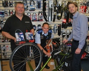 Cycles UK bike marking