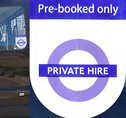 private hire vehicle sticker