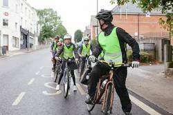 Cycle confident training course