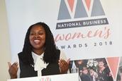 National Business Womens Award 2018