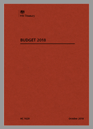 Budget 2018 book
