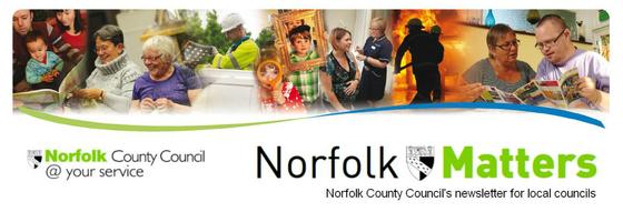 Norfolk Matters masthead