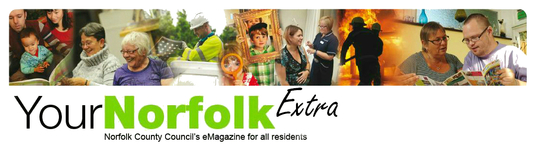 Your Norfolk Extra masthead new