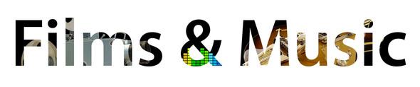 Films & Music logo