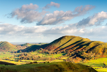 Autumn Shropshire Hills