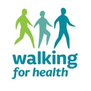 Walking for Heath Logo