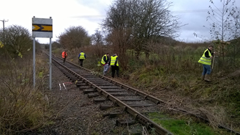 Cambrian Railway Clearing